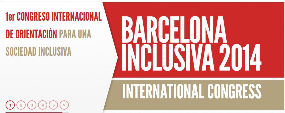 BARCELONA INCLUSIVA 2014