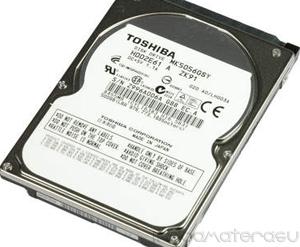 TOSHIBA 500GB 7200rpm