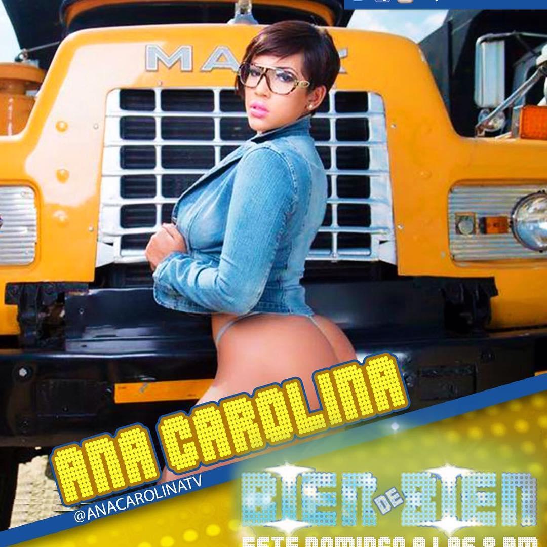 ANA CAROLINA TV  - FACE BOOK