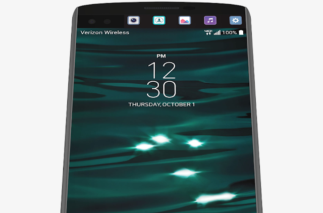 LG V10 5.7 IPS Quantum HD Display Android Lollipop