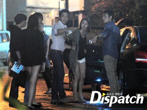 jang geun suk and iu dating rumor