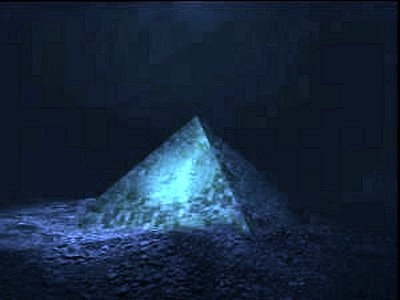 Giant Crystal Pyramid Discovered In Bermuda Triangle GIANT CRYSTAL PYRAMID DISCOVERED IN BERMUDA TRIANGLE