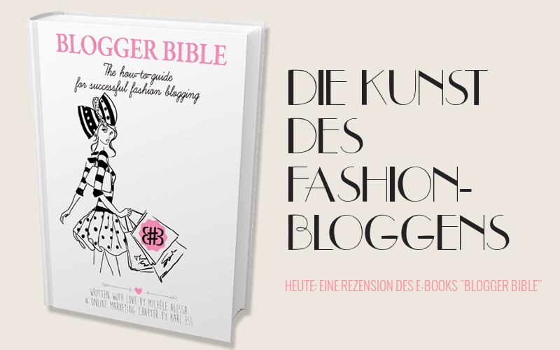 Rezension: Die Blogger Bible