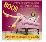 Feria Boo!! en Dorian Gray