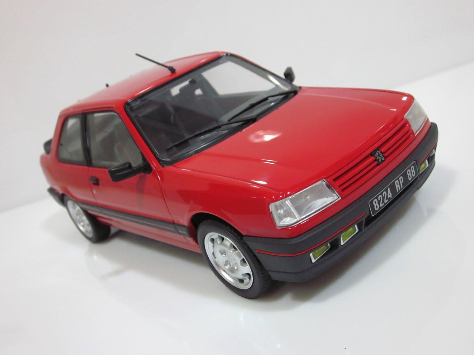 Peugeot 309 GTI - Norev