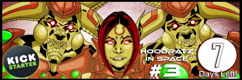 Hoodratz in Space