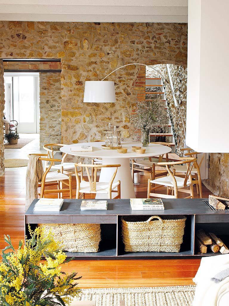 una deliciosa casita en el campovista en la revista mi casa