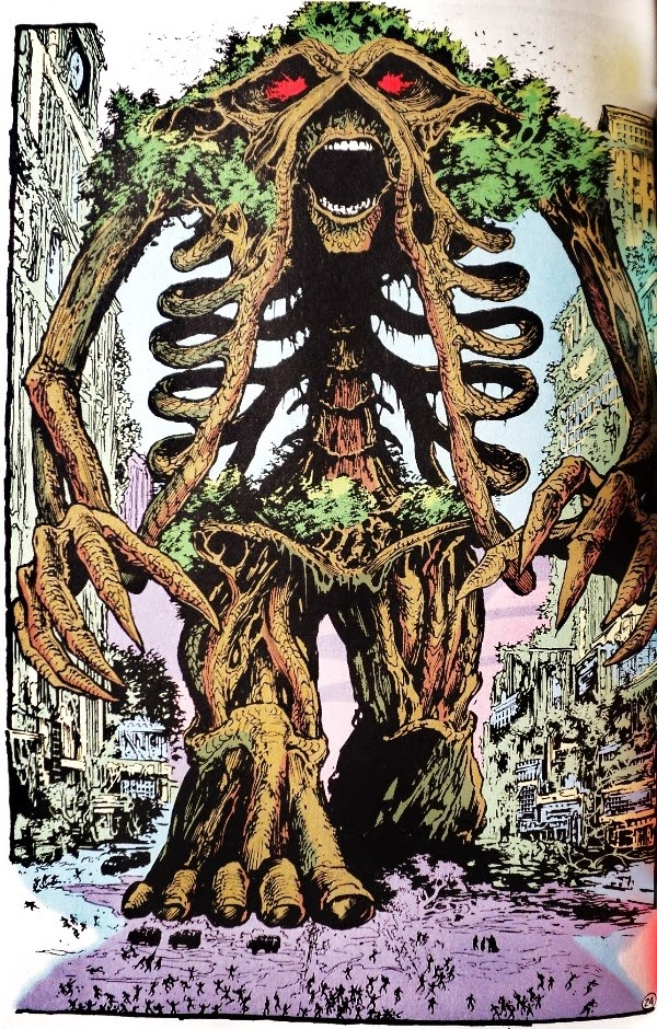 Swamp Thing # 53 - Alan Moore John Totleben