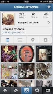 Instagram, inspriation