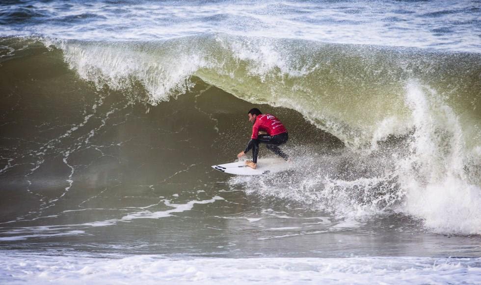 24 2014 Moche Rip Curl Pro Portugal Joel Parkinson AUS Foto ASP Damien%2B Poullenot Aquashot