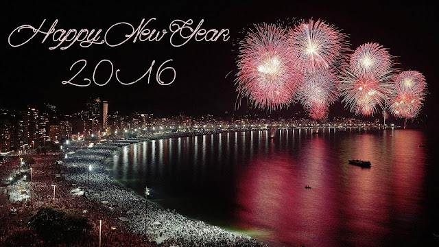 1080p new year 2016 wallpaper