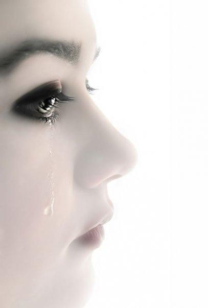 Gambar Orang Sedih dan Menangis