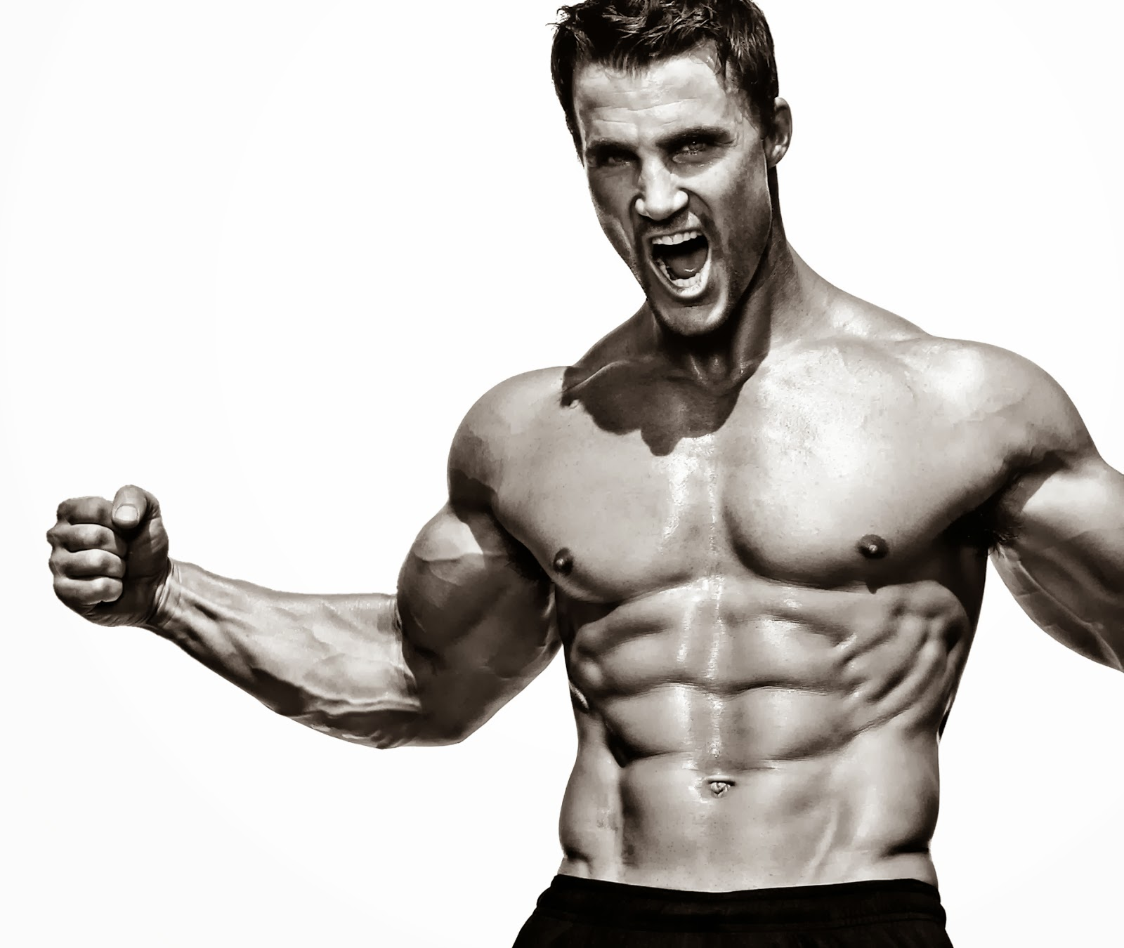 bodybuilding motivation hot aas model greg plitt  male fitness model