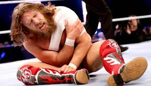 WWE superstar Daniel Bryan injured wrestler