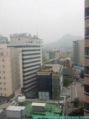 Viaje a Seúl (Corea del Sur), 1º parte.