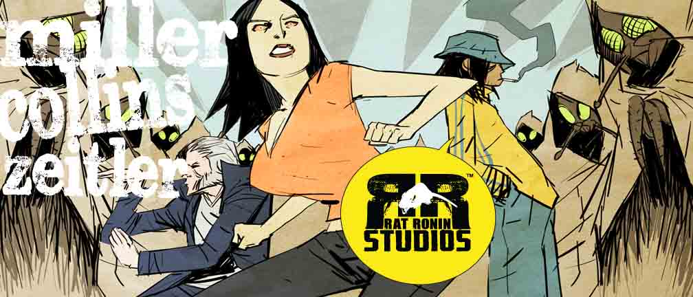 RatRonin Studios