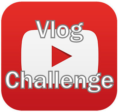 Vlog Challenge, #vlogchallenge