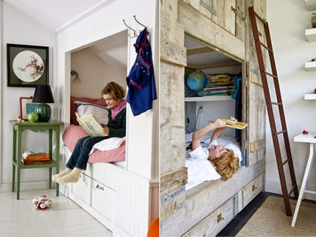 cool modern sleeping nooks ideas