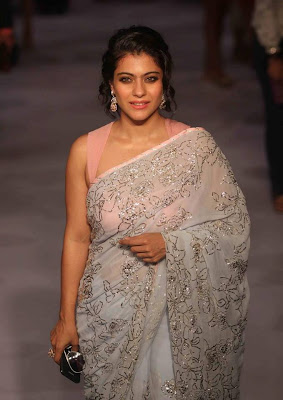 Kajol Devagan walk for Shehla Khan at LFW (Lakme Fashion Week) 2013