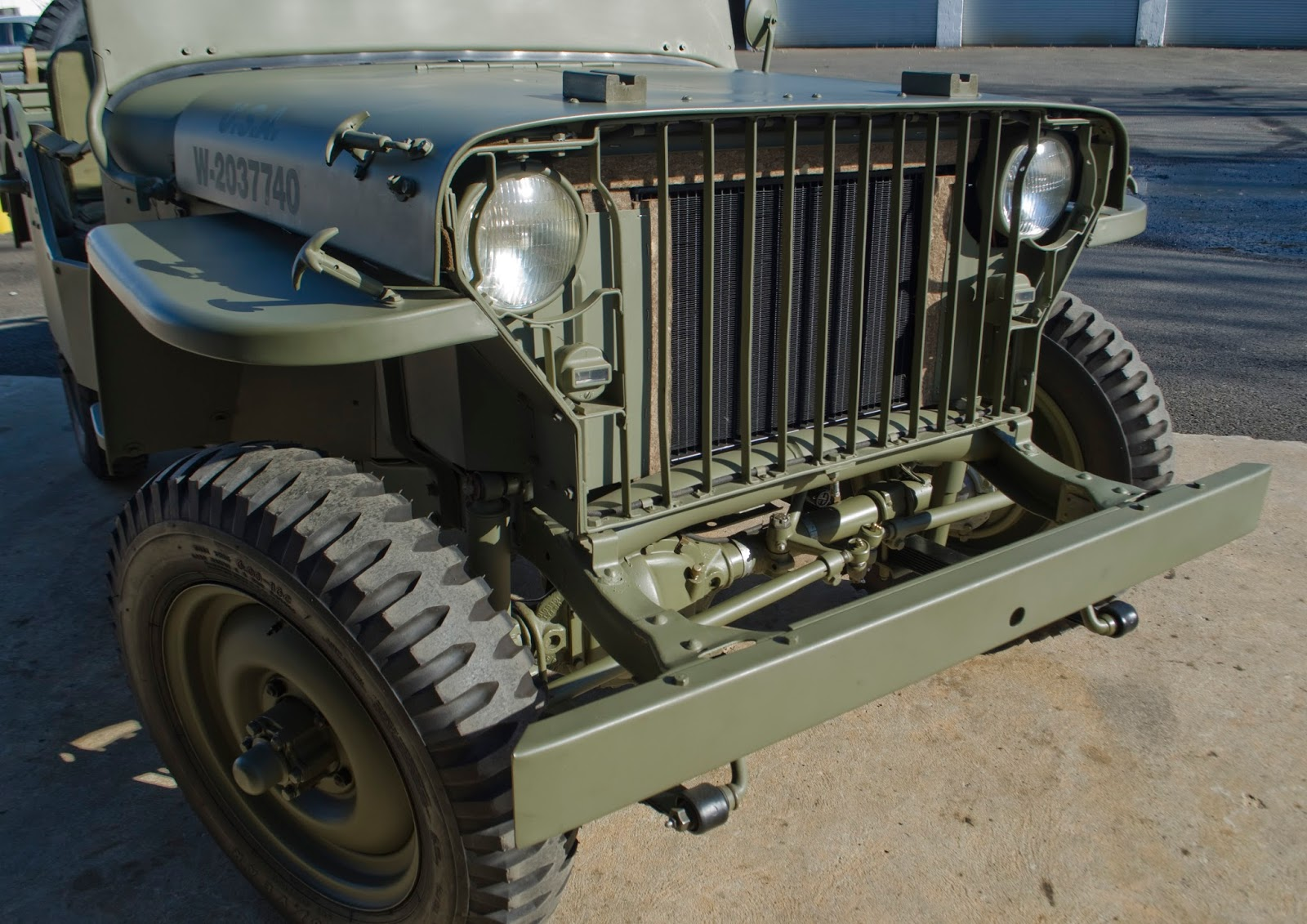 War Jeep Stories The Original Willys 1941 Slat Grille Jeeps On Filter Box Owner Of Army Parts Inc Now For Sale This Features Details Unlike Many Restorations And Is A Prime Example Over 100 Aspects Unique