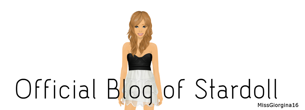 Official blog of stardoll