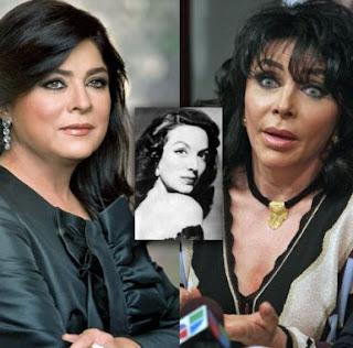 Victoria Ruffo se pelea con Verónica Castro