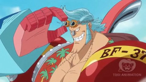 One Piece Epidode 556