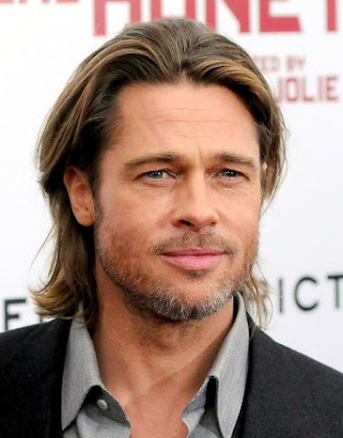Brad Pitt 2012 Wallpapers