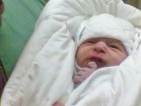 Samuel nasceu dia 10/02/2012 às 23 hs de parto natural hospitalar...