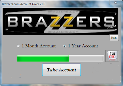 Free Brazzers Account Generator latest 2013 Updated Version