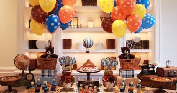 Memory Lane Birthday Party Concept