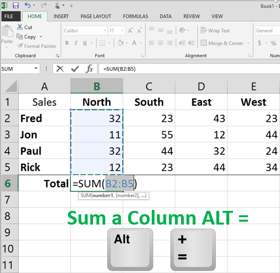excel how to have column titles show as you scroll