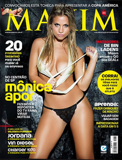 monica apor mx Download   Mônica Apor   Maxim Brasil