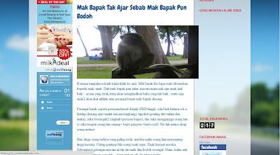 blog copy paste