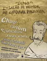1° LUGAR: TIRAS E HQ - Salão Dino de Humor do Litoral Paulista (2008)