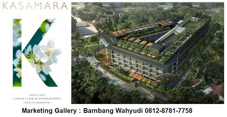 Kasamara Residence Apartemen 4 lantai di Pondok Indah Jakarta Selatan
