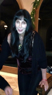 Cher's new hairstyle