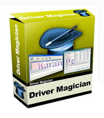 Driver Magician 3.71 With Serial