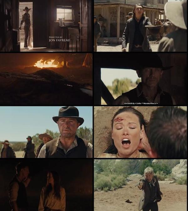Cowboys & Aliens 2011 Dual Audio Hindi BRRip 480p