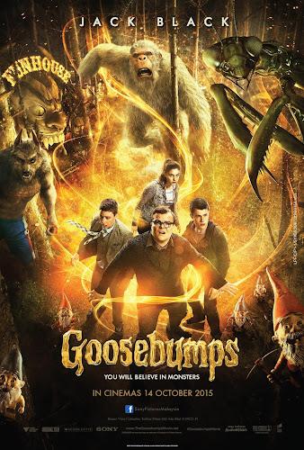 Goosebumps (BRRip 1080p Dual Latino / Ingles) (2015)