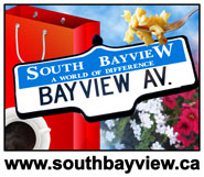 Welcome to South Bayview!