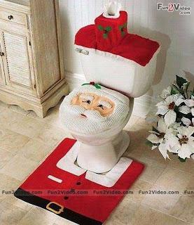 Funny Santa Christmas 2012