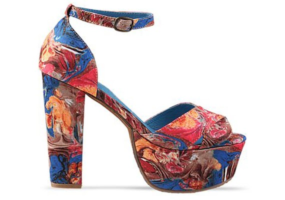 Jeffrey Campbell's El Carmen and O Wilde Leather