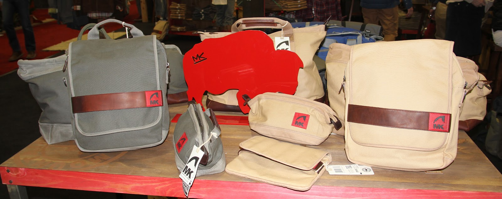 Accessories Rugged Canvas Bag Collection Including Field Overnight Kit Mk Notebook Signature Tote 200z 18oz Waxed W Leather Trim