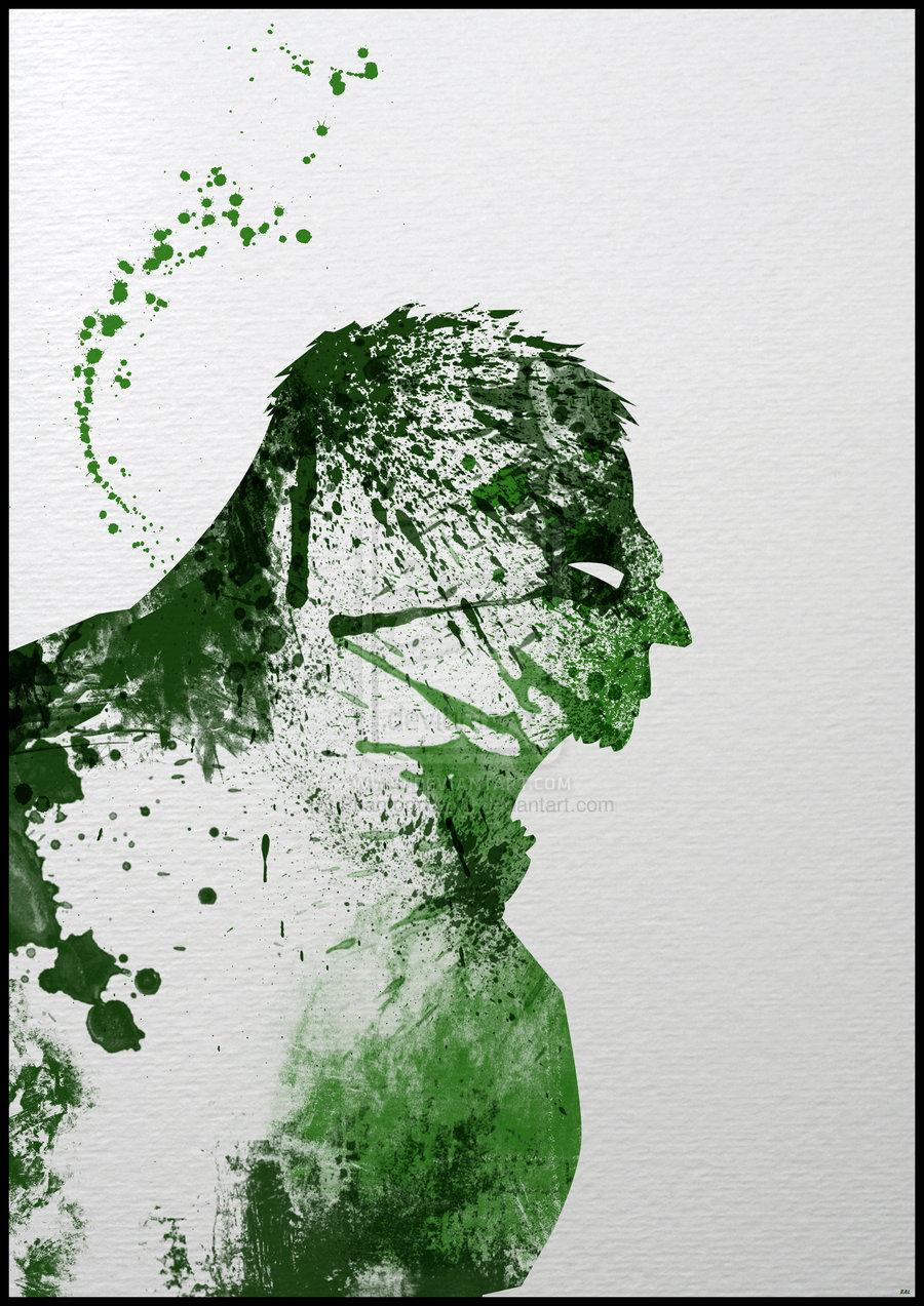 Hulk por PhantomxLord