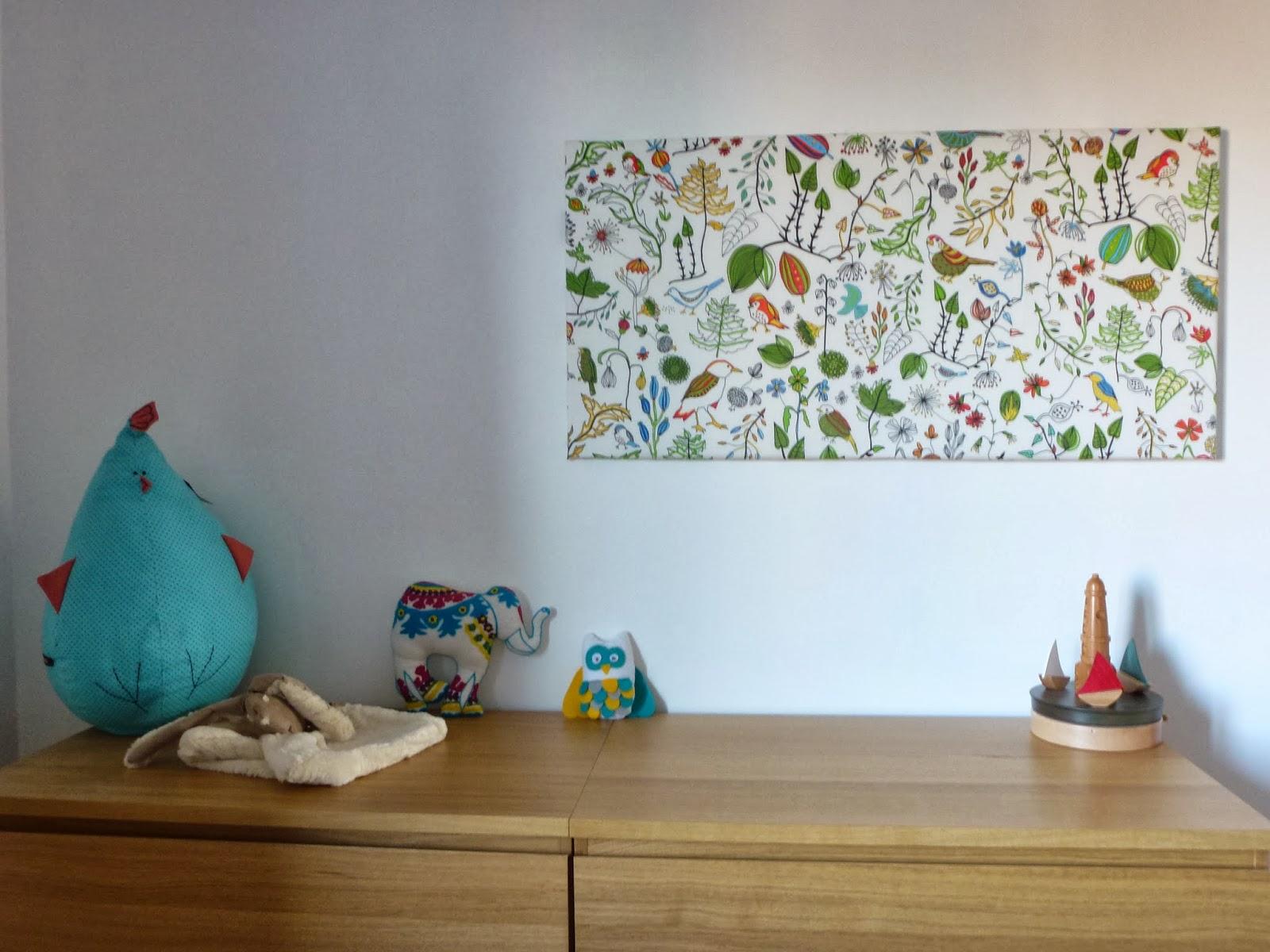 l 39 atelier du lapin masqu la chambre d 39 anna. Black Bedroom Furniture Sets. Home Design Ideas