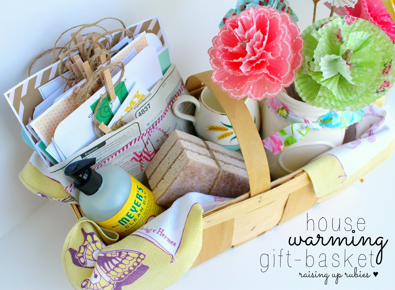 Raising up rubies blog house warming gift idea for What makes a good housewarming gift
