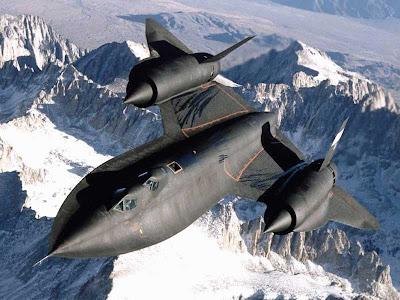 SR-71 Blackbird