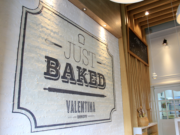 Just Baked at Valentina Bakery