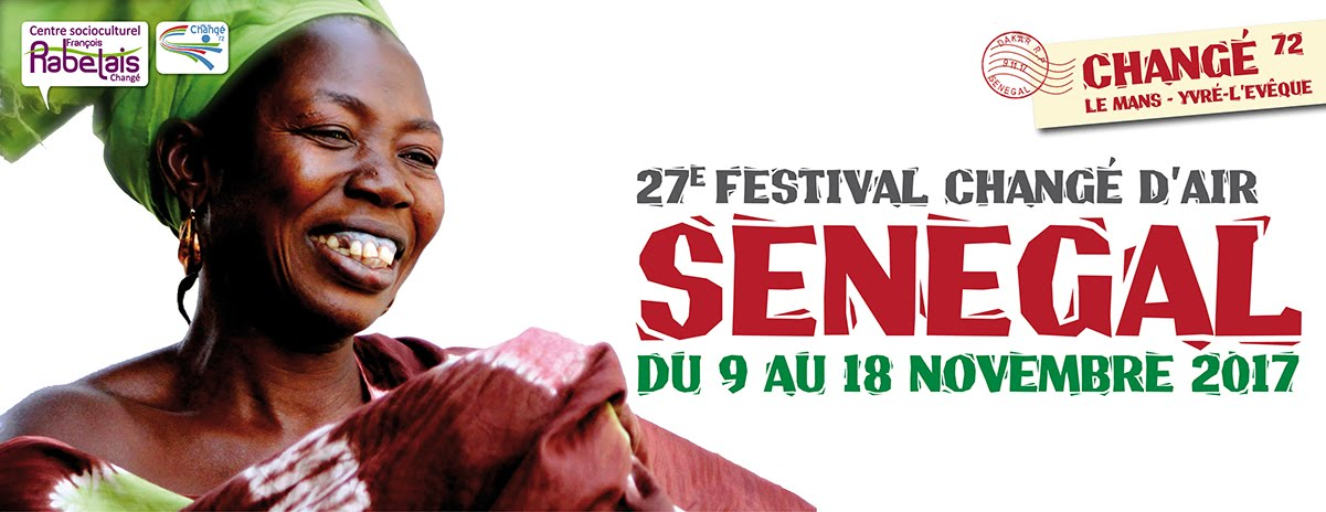 27e Festival Changé d'Air : le Sénégal